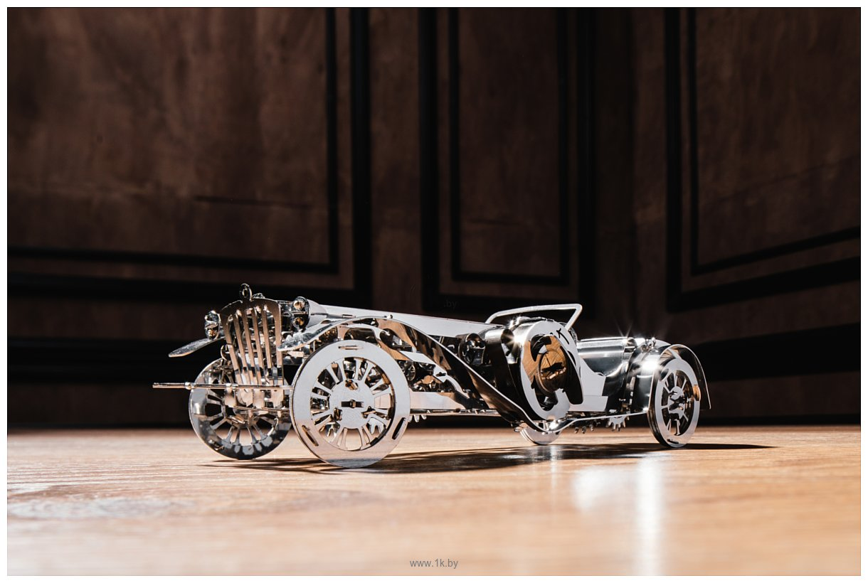 Фотографии Time for Machine Великолепный кабриолет 2