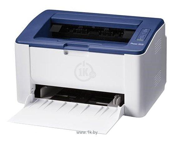 Фотографии Xerox Phaser 3020BI