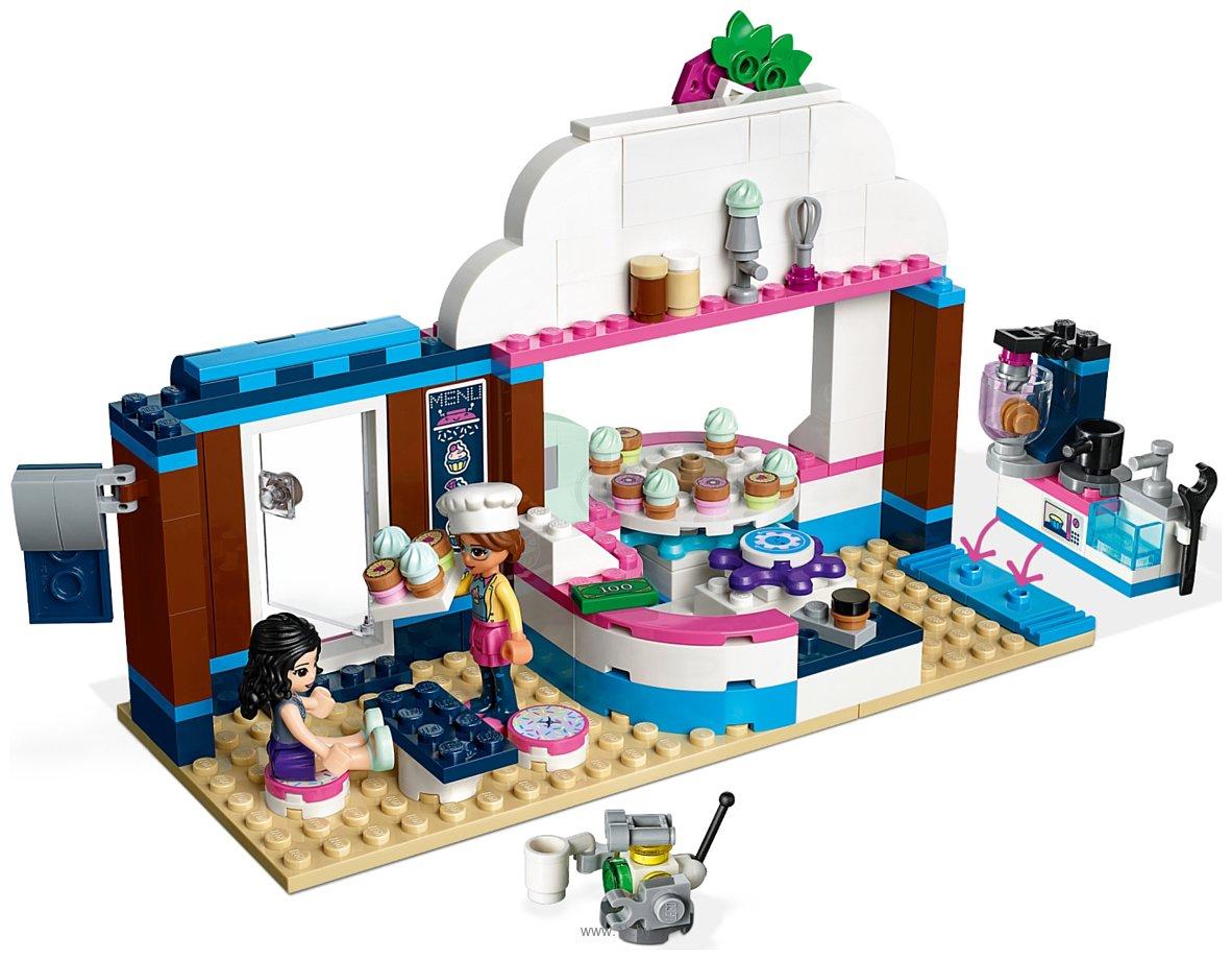 Фотографии LEGO Friends 41366 Кондитерская Оливии