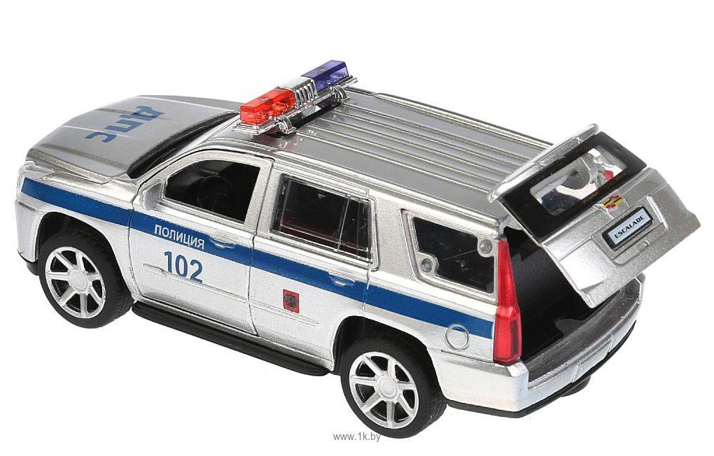 Фотографии Технопарк Cadillac Escalade Полиция