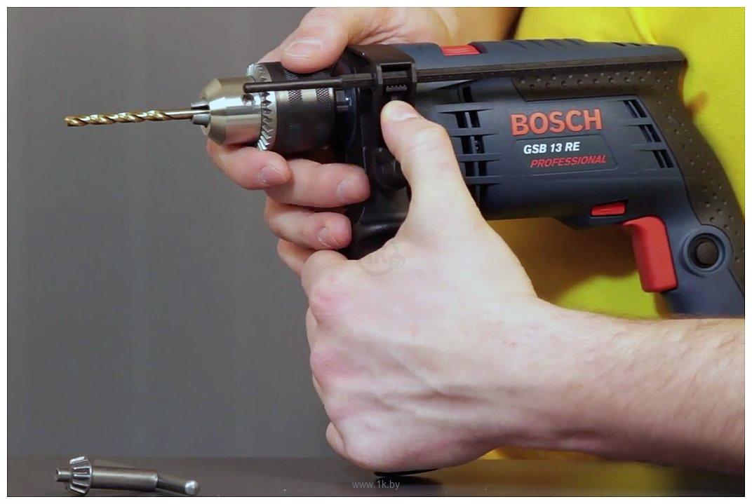 Фотографии Bosch GSB 13 RE (0601217102)