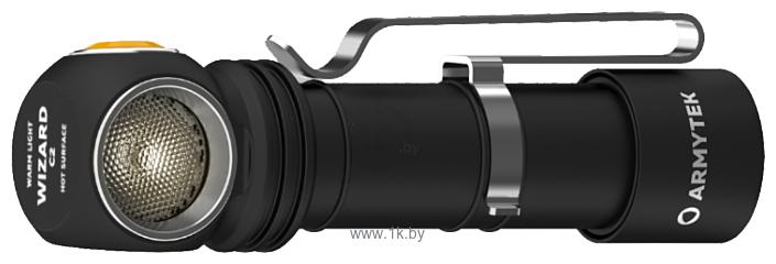 Фотографии Armytek Wizard C2 Magnet USB (теплый свет)