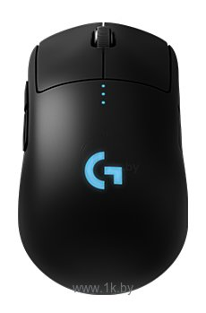 Фотографии Logitech G Pro Wireless Mouse Black USB