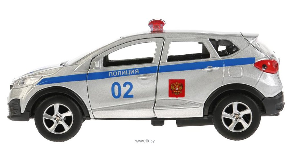 Фотографии Технопарк Renault Kaptur Полиция SB-18-20-RK-P-WB