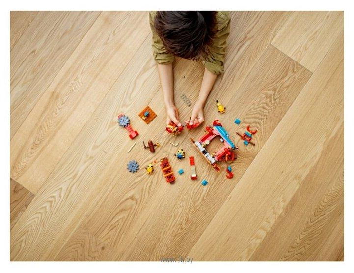 Фотографии LEGO Minions 75550 Миньоны: бойцы кунг-фу