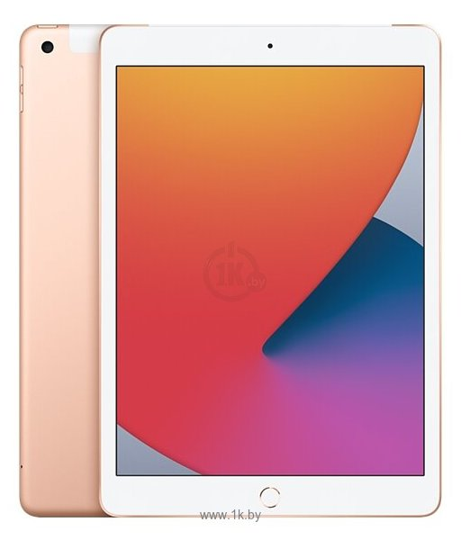 Фотографии Apple iPad 10.2 (2020) 128Gb Wi-Fi + Cellular