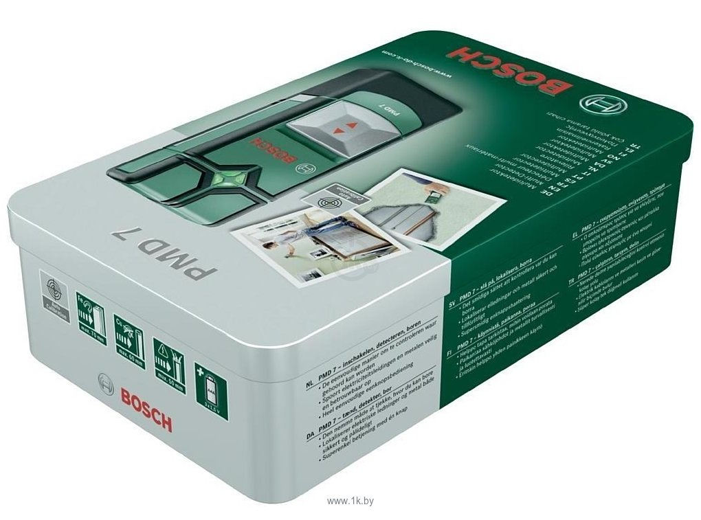 Фотографии Bosch PMD 7 (0603681121)