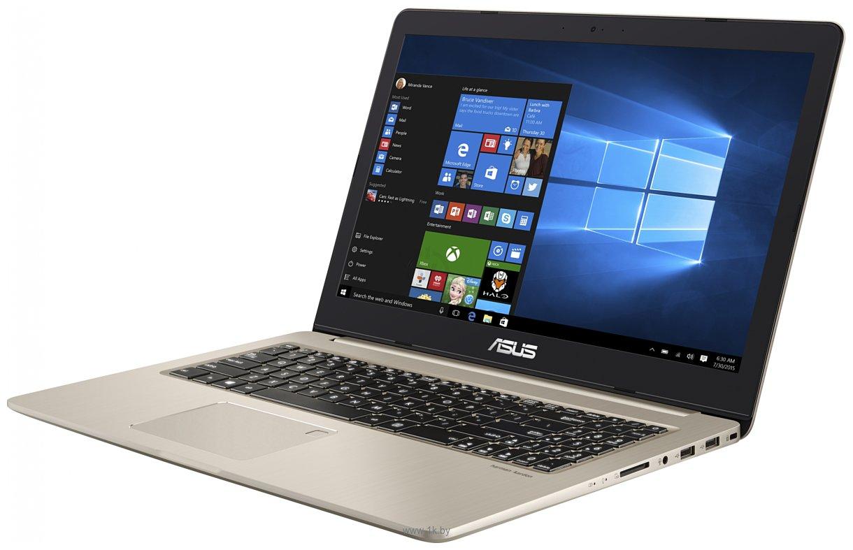 Фотографии ASUS VivoBook Pro 15 N580VD-DM264T