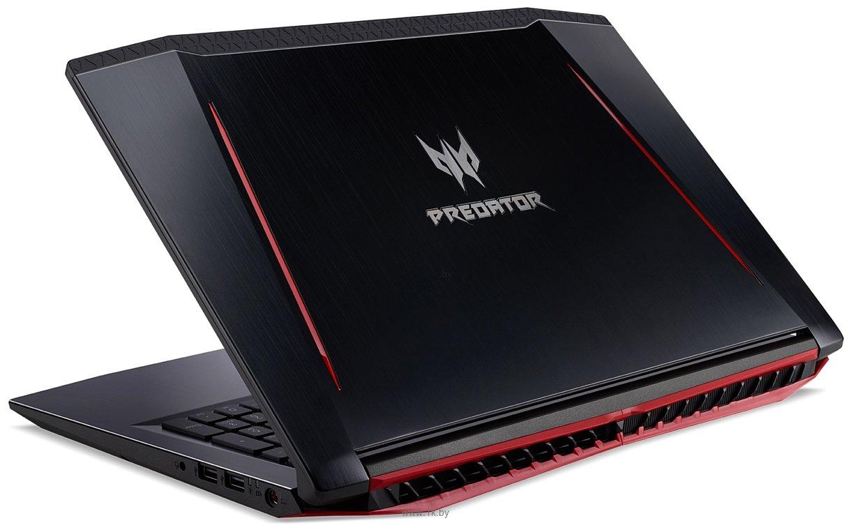 Фотографии Acer Predator Helios 300 PH315-51-79LE (NH.Q3FEU.034)