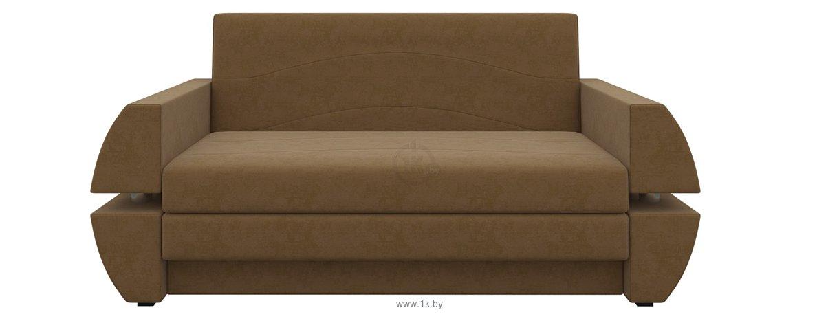 Фотографии Mebelico Атлант Мини Т (коричневый) (58657)