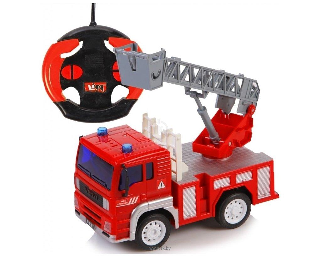Фотографии Big Motors Пожарная машинка