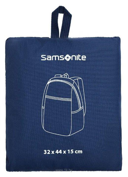 Фотографии Samsonite CO1-11035 34 синий
