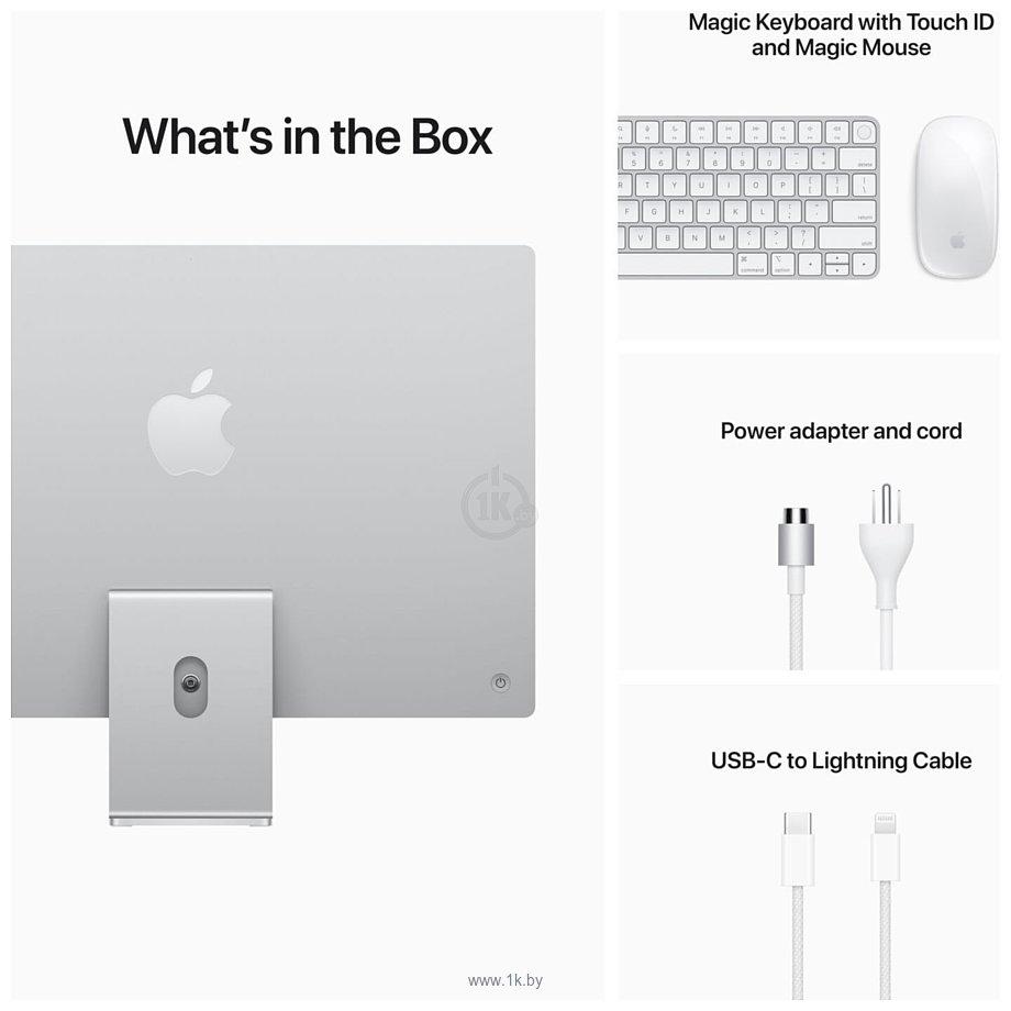 "Фотографии Apple iMac M1 2021 24"" (MGTF3)"