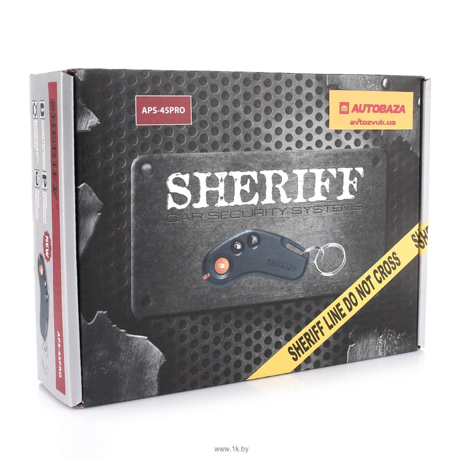 Фотографии Sheriff APS-45PRO