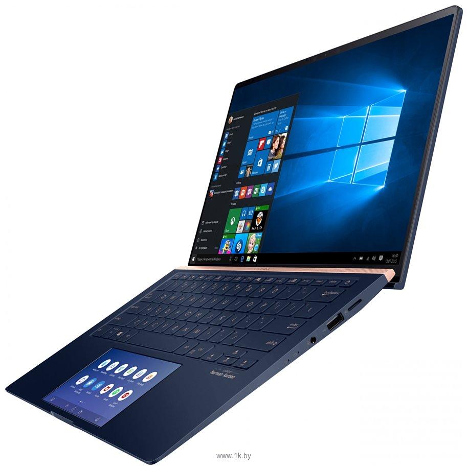Фотографии ASUS ZenBook 14 UX434FLC-A5131T