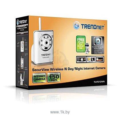 Фотографии TRENDnet TV-IP312WN