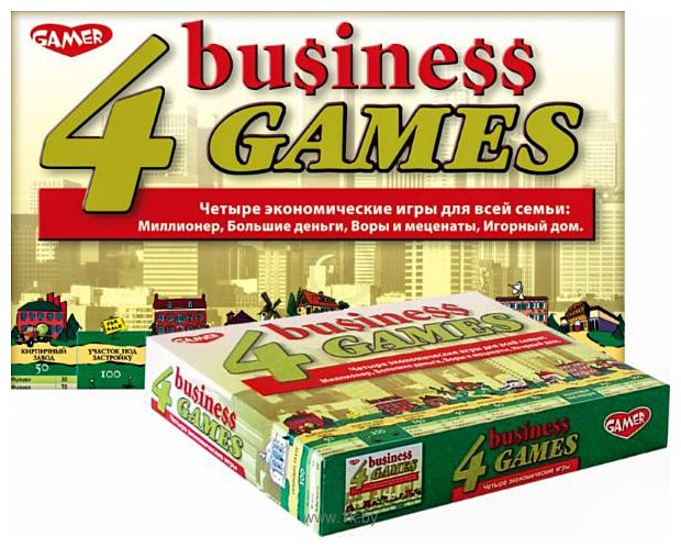 Фотографии Dream Makers 4 экономические игры (1165)