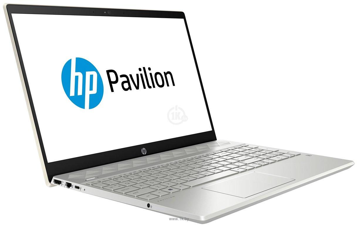 Фотографии HP Pavilion 15-cs1034ur (5XN37EA)