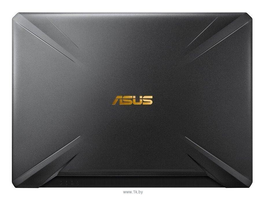 Фотографии ASUS TUF Gaming FX705DT-H7191