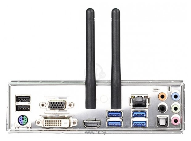 ASRock H97M-ITX/ac купить в Минске, обзор цен на 1K.by