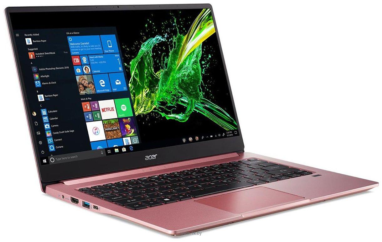 Фотографии Acer Swift 3 SF314-57-54HH (NX.HJKEP.001)