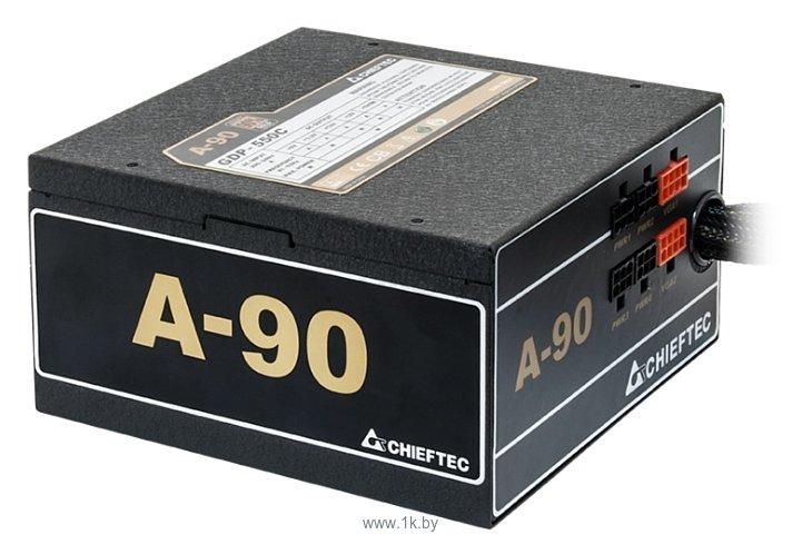 Фотографии Chieftec GDP-650C 650W