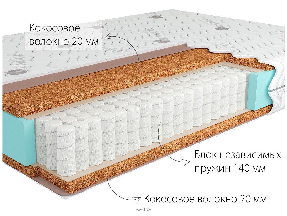 Фотографии Kondor Solid Medio 140x190-200
