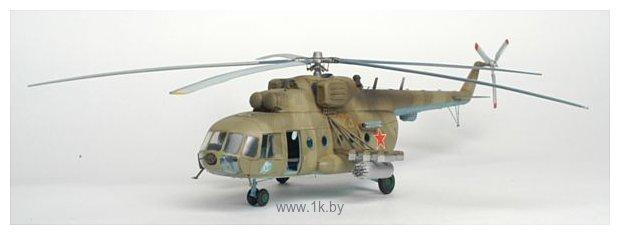 Фотографии Звезда Российский десантно-штурмовой вертолет Ми-8МТ
