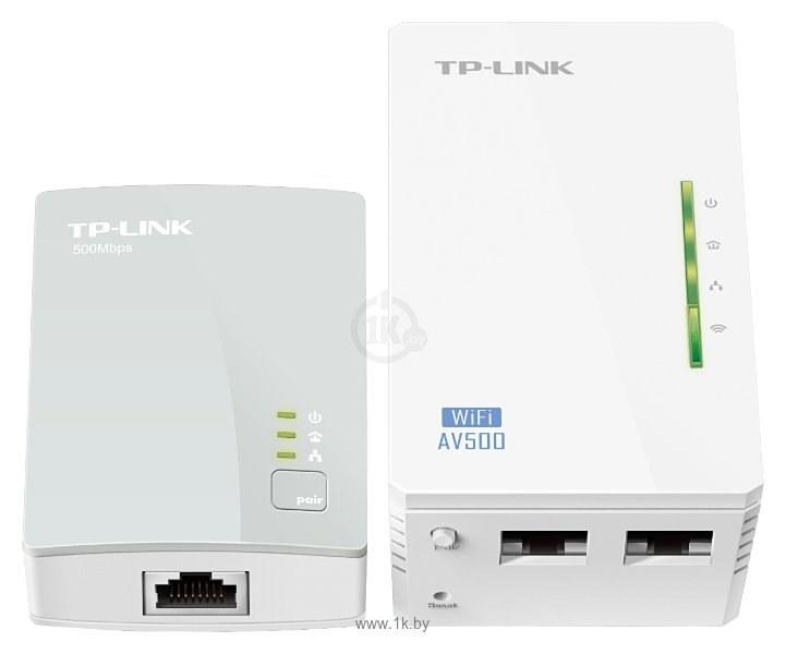 Фотографии TP-LINK TL-WPA4220KIT