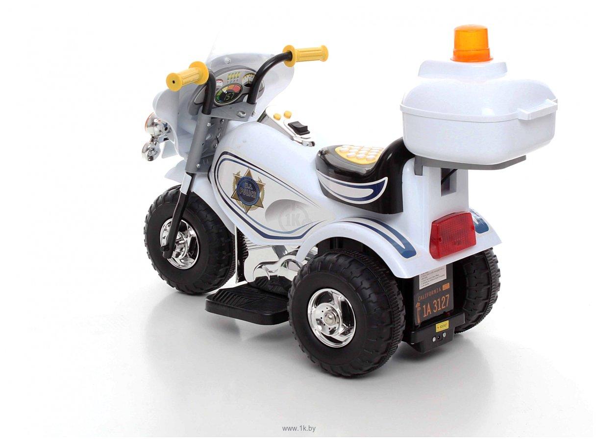 электромобили полиция мотоциклы #10