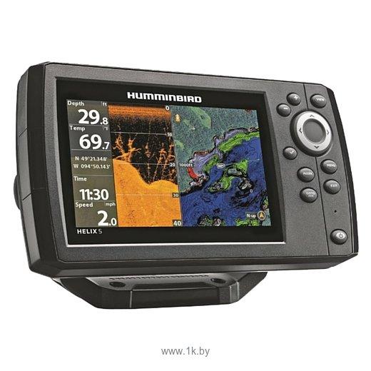 Фотографии Humminbird HELIX 5 CHIRP DI GPS G2