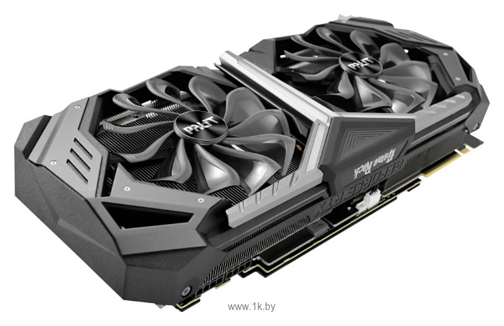 Фотографии Palit GeForce RTX 2080 1515MHz PCI-E 3.0 8192MB 14000MHz 256 bit HDMI HDCP GameRock Premium