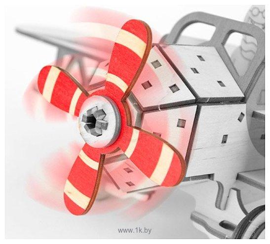 Фотографии Woody Самолет Крутой вираж 1607