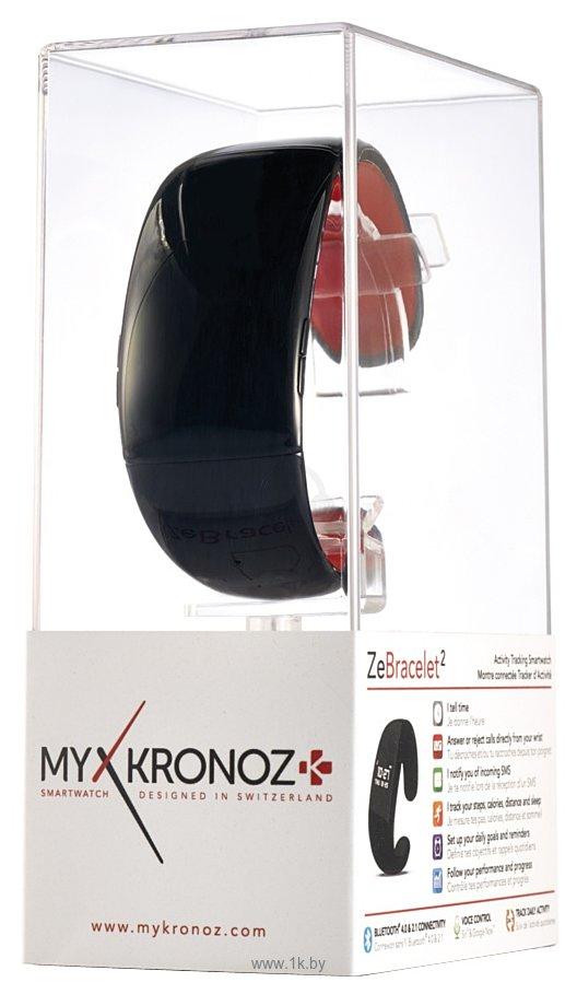 Фотографии MyKronoz ZeBracelet 2