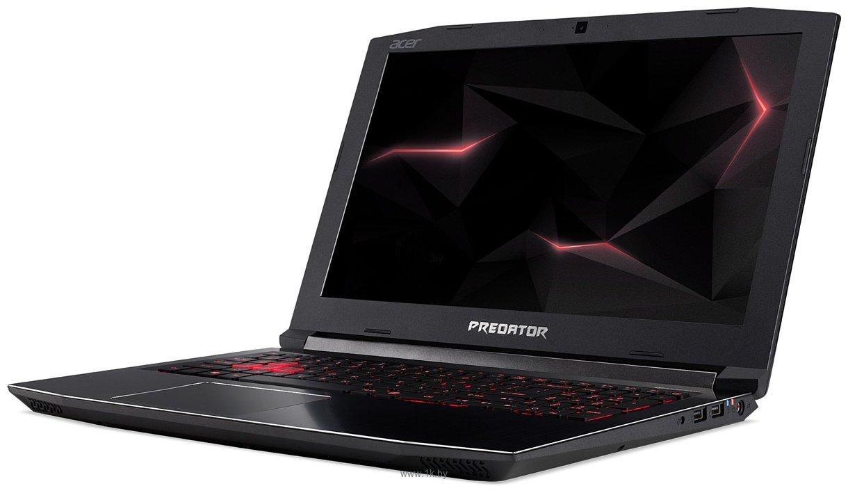 Фотографии Acer Predator Helios 300 PH315-51-7441 (NH.Q3FER.001)