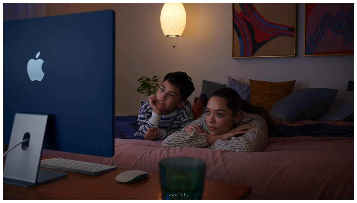 "Фотографии Apple iMac M1 2021 24"" (MJV93)"