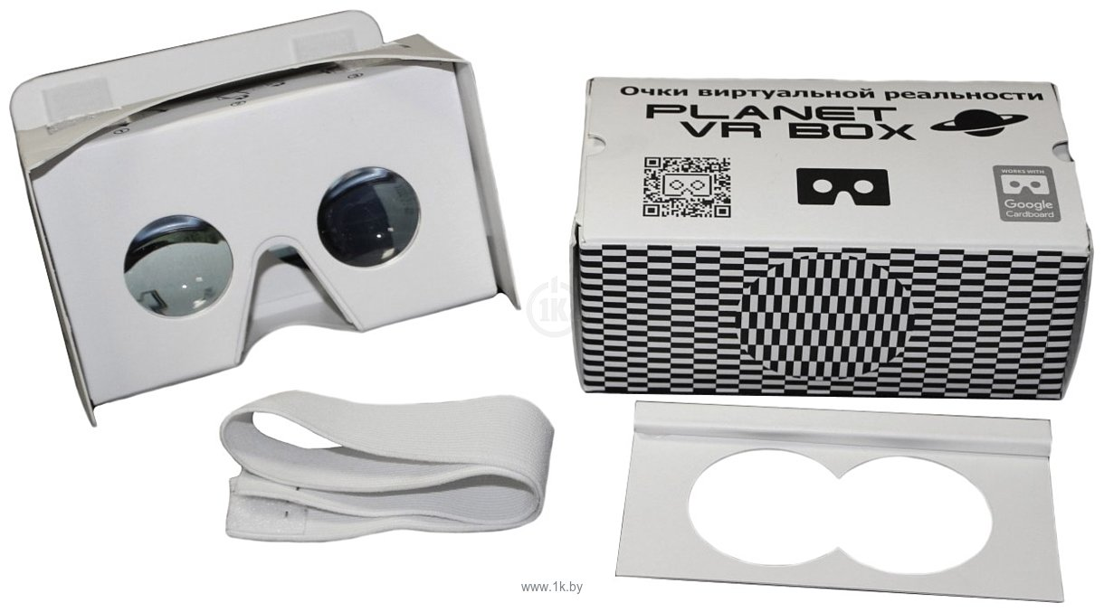 Фотографии PlanetVR Box White 2.0