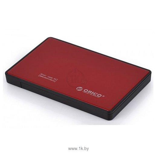 Фотографии Orico 2588US3-RD (красный)