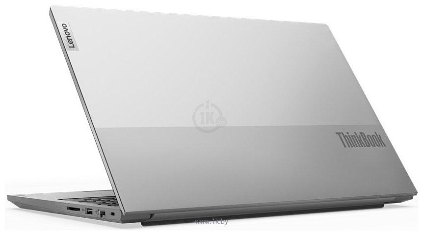 Фотографии Lenovo ThinkBook 15 G2 ARE (20VG0007RU)