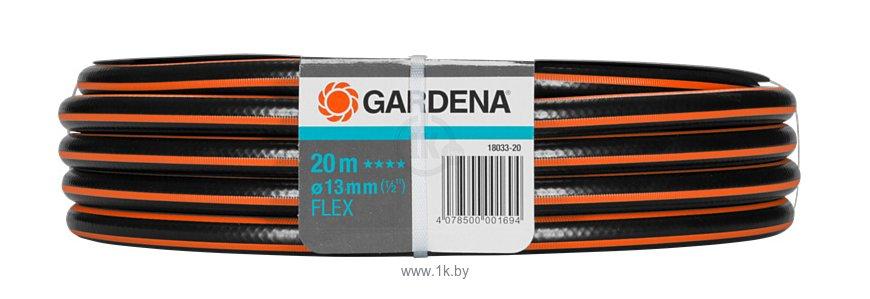 "Фотографии Gardena Шланг Flex 18033-20 (1/2"", 20 м)"