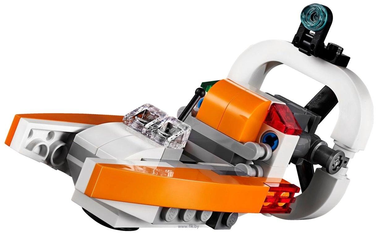 Фотографии LEGO Creator 31071 Дрон-разведчик