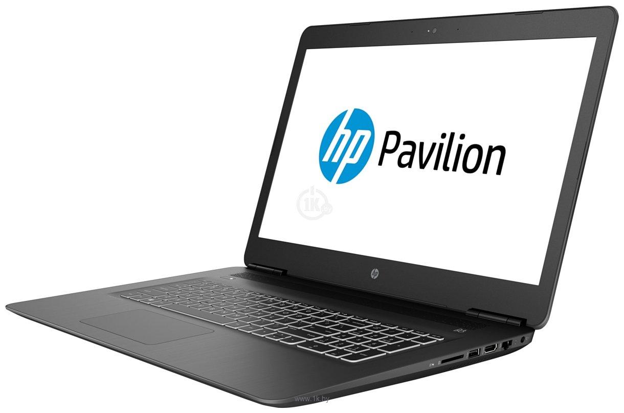 Фотографии HP Pavilion 17-ab406ur (4GT23EA)