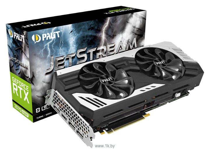 Фотографии Palit GeForce RTX 2070 SUPER JetStream (NE6207SS19P2-1040J)