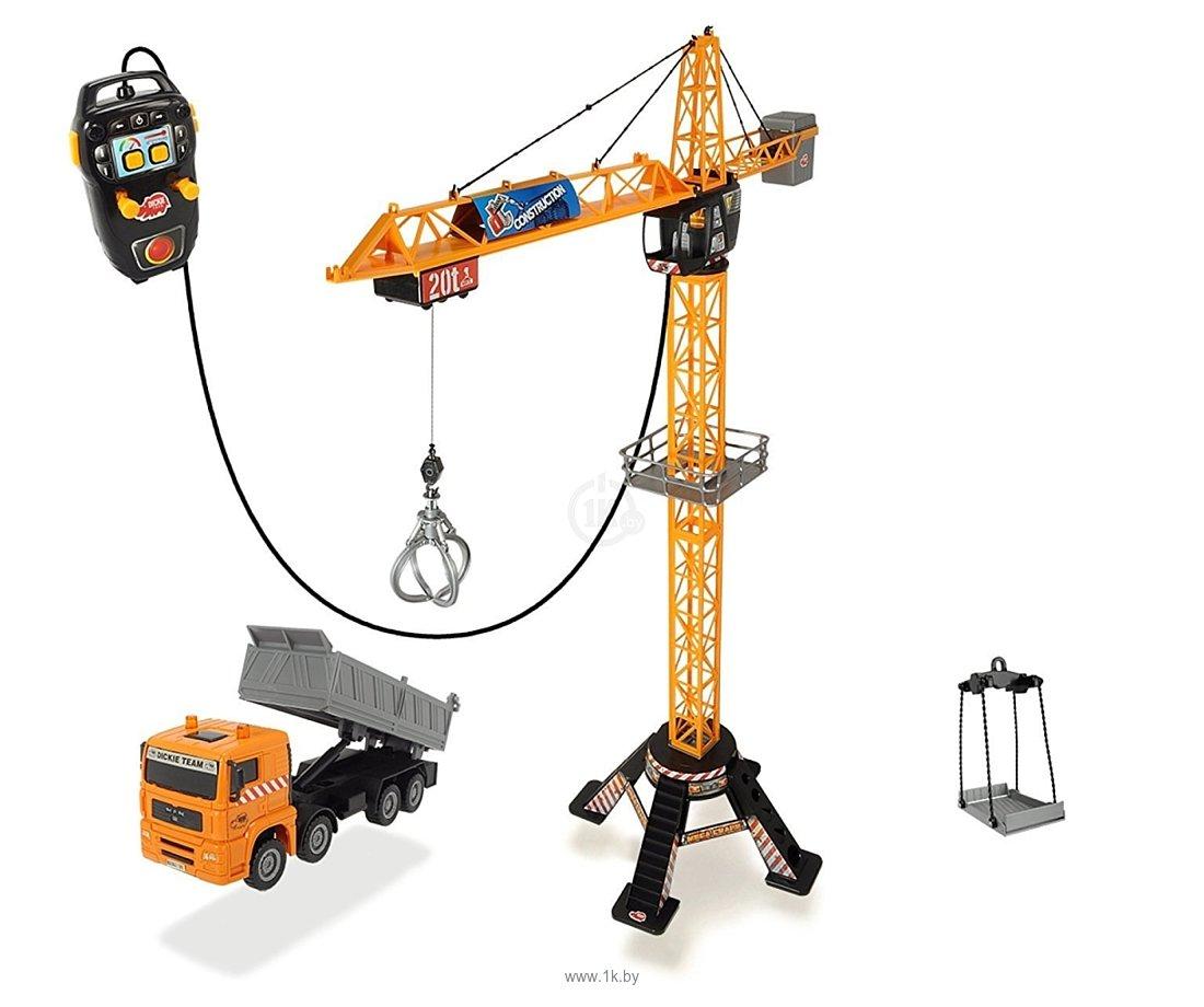 Фотографии DICKIE Mega Crane Set