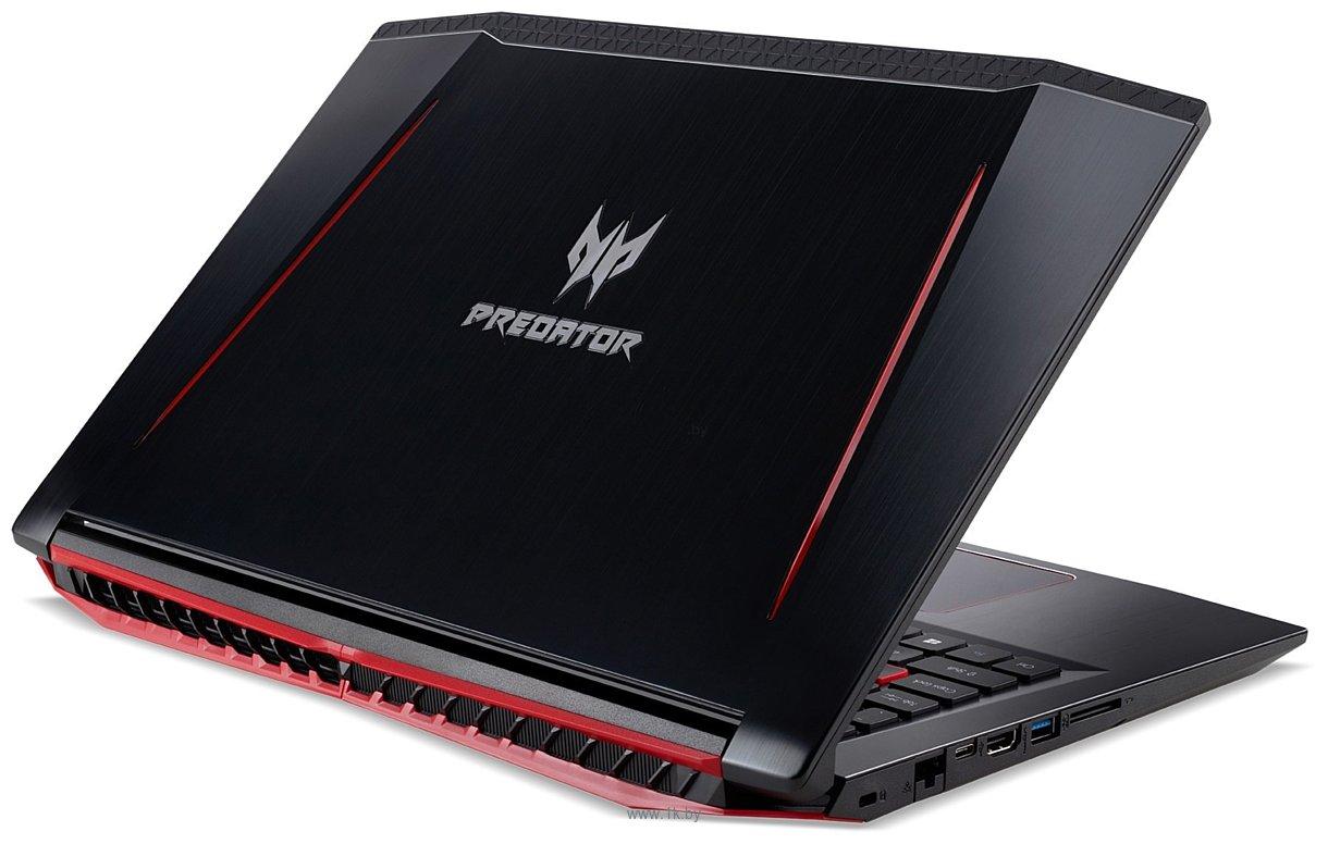 Фотографии Acer Predator Helios 300 PH315-51 (NH.Q3FEU.016)
