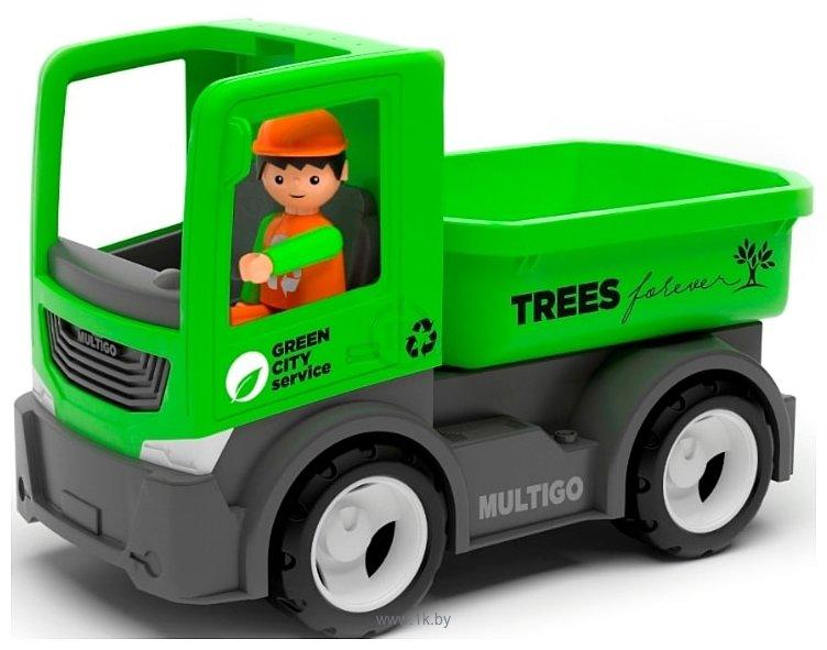 Фотографии Efko Городской грузовик с водителем 27287EF-CH