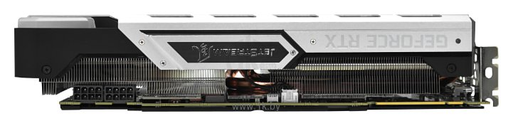 Фотографии Palit GeForce RTX 2080 1515MHz PCI-E 3.0 8192MB 14000MHz 256 bit HDMI HDCP JetStream