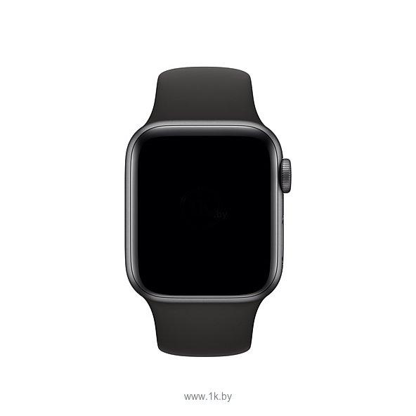Фотографии Apple спортивный 40 мм (черный) MTP62ZM