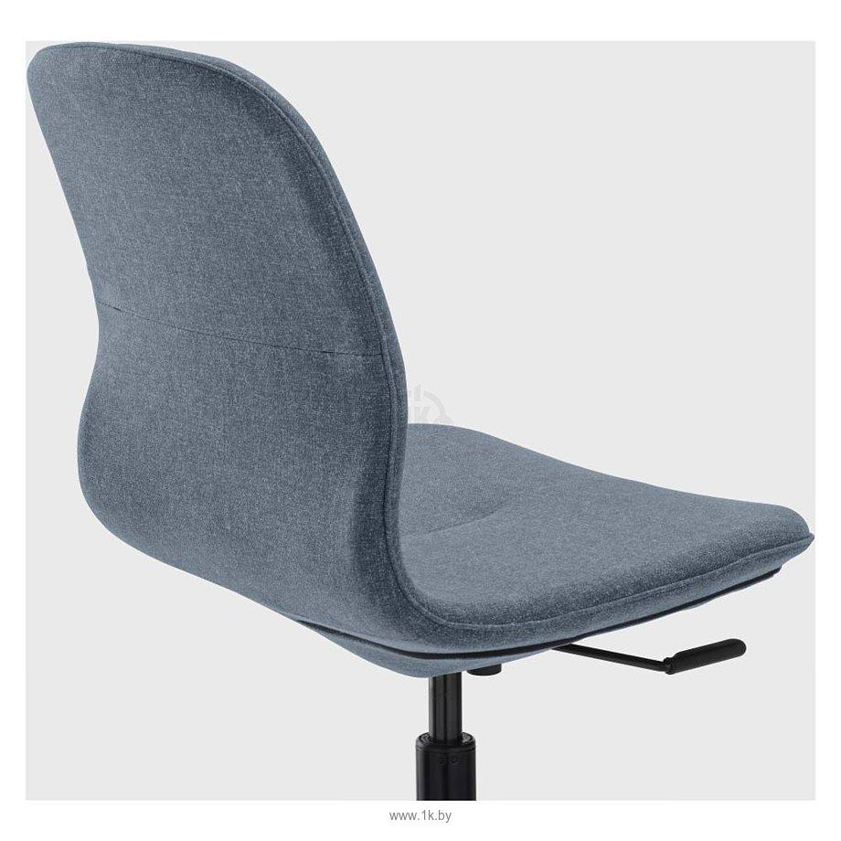 Фотографии Ikea Лонгфьелль рабочий (гуннаред синий) 692.100.05