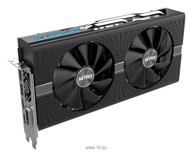 Фотографии Sapphire Nitro+ Radeon RX 580 1411Mhz PCI-E 3.0 4096Mb 7000Mhz 256 bit DVI 2xHDMI HDCP